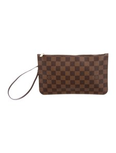 Louis Vuitton Vuitton Pouch Neverfull Clutch