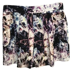 Theory Mini/Short Shorts Print, multi