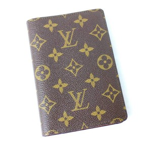 Louis Vuitton Vintage Monogram Bifold Wallet