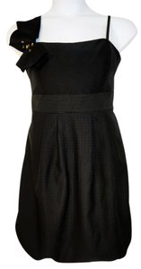 Max and Cleo Spaghetti Strap Knee Length Cocktail Little Empire Waist Dress