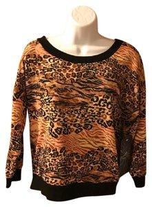 Almost Famous Clothing Top Multi-Colored