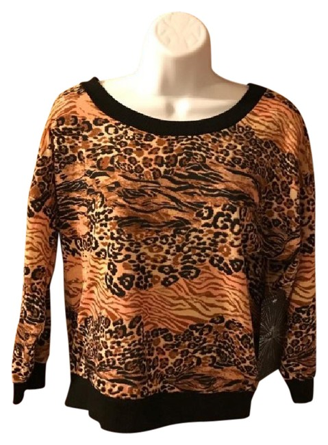 Item - Multi-colored Blouse Size 6 (S)