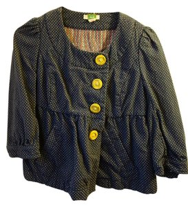 Anthropologie Cute Adorable Blue Jacket