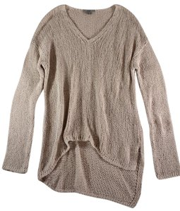 Helmut Lang Slouchy Open Knit Sweater