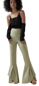 C/meo Collective Super Flare Bell Extreme Flare High Waist Neutral Pants