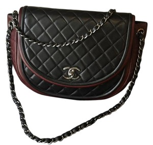 Chanel Half Moon Shoulder Bag