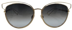 Dior Luxurious Gold Brown Gradient Sideral 2 Dior Sunglasses 56