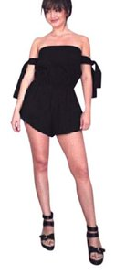 MULTIPLE SIZES AVAIL. Lucca Couture Top Black