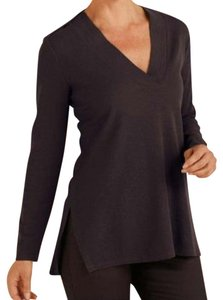 Soft Surroundings Generous Fit Relaxed Fit Turtleneck Longer Tunic