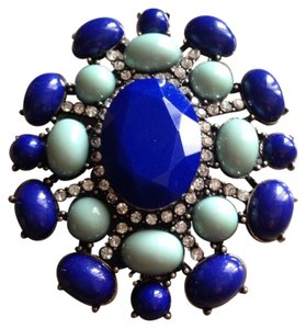 Forever 21 Beaded Large Brooch