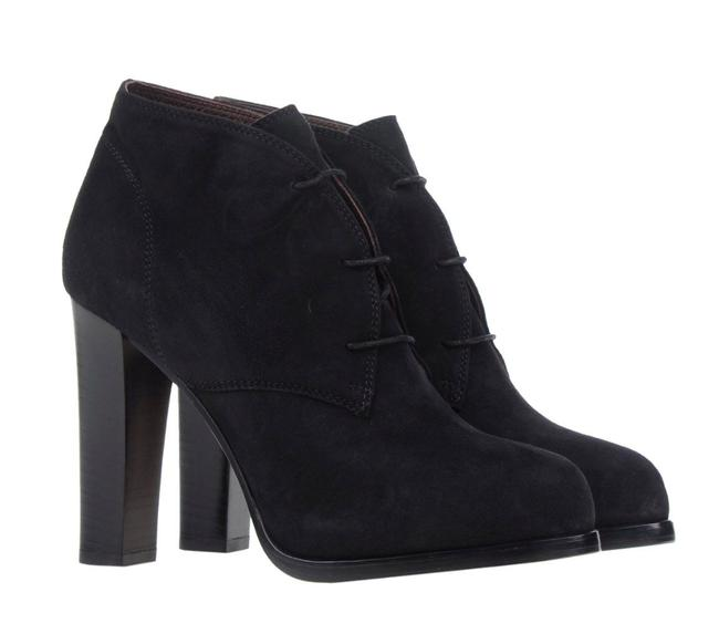 Item - Black New Suede Ankle Boots/Booties Size US 8.5 Regular (M, B)
