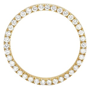 Jewelry Unlimited Solid Prong Set Diamond Bezel for Rolex Day-Date Datejust 3.0 Ct