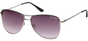 Kenneth Cole KENNETH COLE REACTION SHINY AVIATOR SUNGLASSES