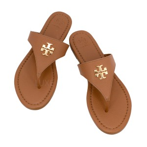 Tory Burch 36488 Royal Tan/Gold Sandals