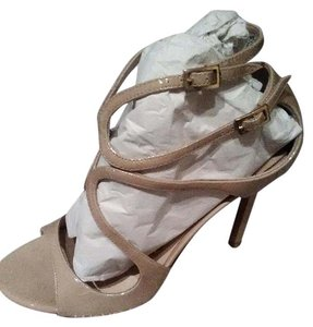 Jimmy Choo Jimmy Versace Chanel Louis Nude Sandals