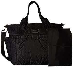 Marc by Marc Jacobs Lightweight Nylon Travel Mommy Black Diaper Bag