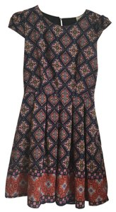 Alice Moon A-line Keyhole Dress