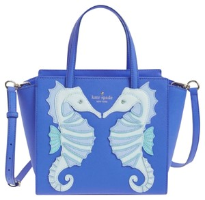 Kate Spade Tote in blueberry