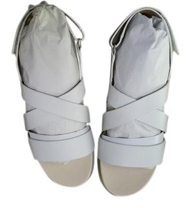 Cole Haan White Sandals