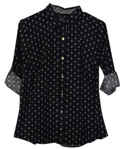 Nautica Button Down Shirt navy