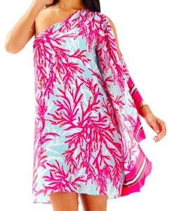 Lilly Pulitzer Silk One Bnwt Dress