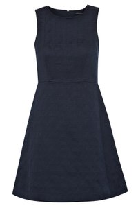 French Connection short dress Navy Natsue Cocktail on Tradesy