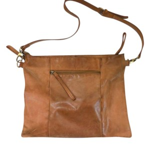 Chocolat Blu Cross Body Western Brown Messenger Bag