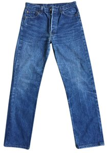 Levi's Vintage Straight Leg Jeans-Medium Wash