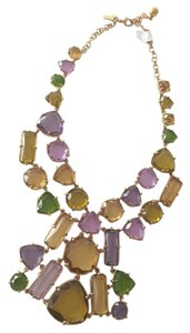 Kate Spade Kate Spade 'Desert Stone' Statement Bib Necklace