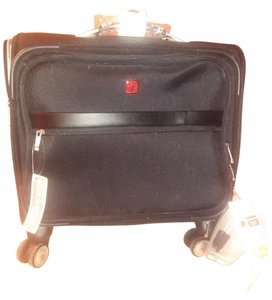 SwissGear Business Career Laptop Storage Black Travel Bag