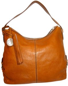 Michael Kors Refurbished Euc Leather Lined Shoulder Bag