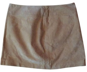Mossimo Supply Co. Mini Skirt Camel