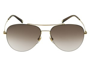 Gucci NEW Gucci GG 2245/S TechnoColor Brown Wired Aviator Sunglasses