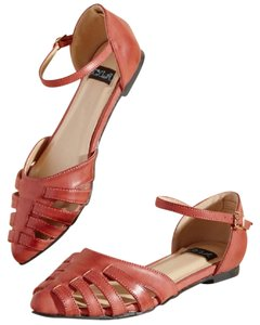 Modcloth Red Sandals