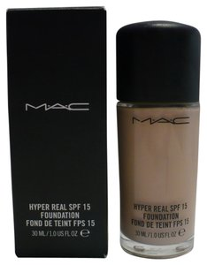 MAC Cosmetics MAC NW150 Hyper Real SPF15 Foundation RARE
