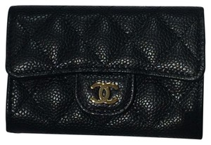 Chanel BN Chanel Classic Flap Card Holder/Wallet