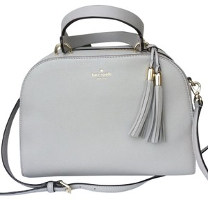 Kate Spade Nwt New With Tags Satchel in Stone Ice
