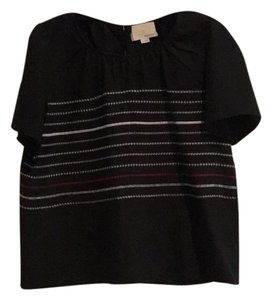 Band of Outsiders Top black