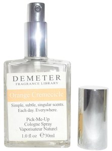 Demeter Fragrance Library DEMETER Orange Cremecicle Pick-Me-Up Cologne 1.0 fl oz/30mL Spray Bottle