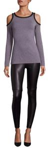 Bailey 44 44 Stevie Faux Leather Small Black Leggings
