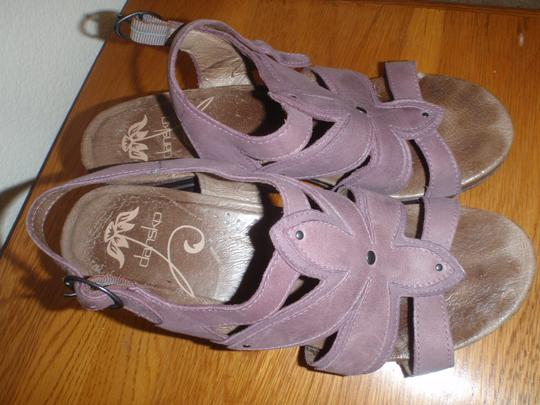 Dansko Sandal Pumps Woman purple Formal Image 10