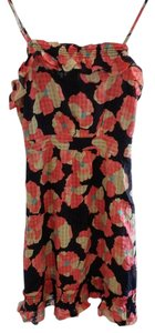 Juicy Couture short dress Floral Print on Tradesy