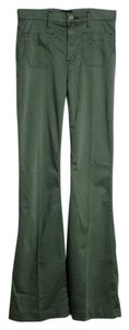 Hudson Flare Pants Army Green