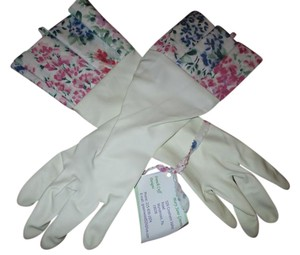 Mary Jane Greenwood French cuff rubber gloves