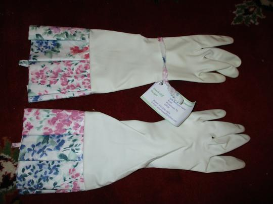 Mary Jane Greenwood French cuff rubber gloves Image 4