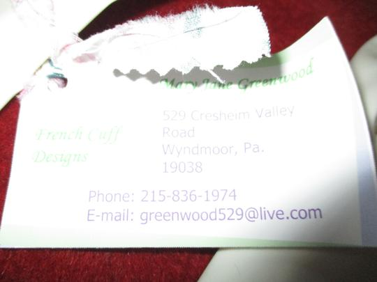 Mary Jane Greenwood French cuff rubber gloves Image 5