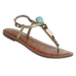 Sam Edelman Multicolor Sandals