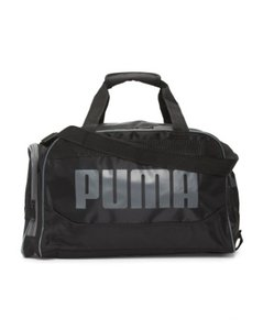 Puma Gim Sport Black Travel Bag