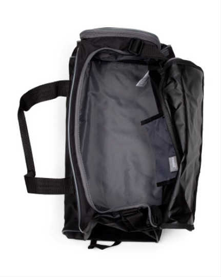 Puma Gim Sport Black Travel Bag Image 1