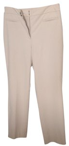 Talbots Straight Pants Khaki
